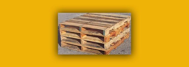 Buy Pallets | B & T Pallet, Inc. - Little Rock, AR